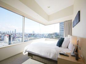 圧巻の広さを誇る滞在型アコモ「フレイザーレジデンス南海大阪」|大阪府|トラベルjp<たびねす>