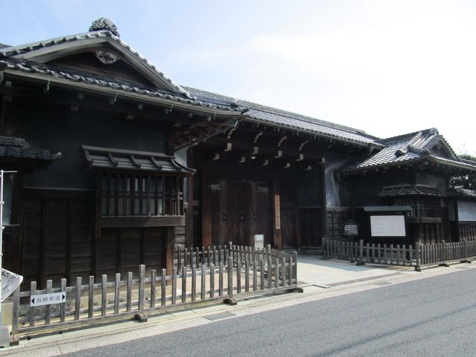 「花子とアン」で注目の白蓮が暮らしていた旧伊藤伝衛門邸