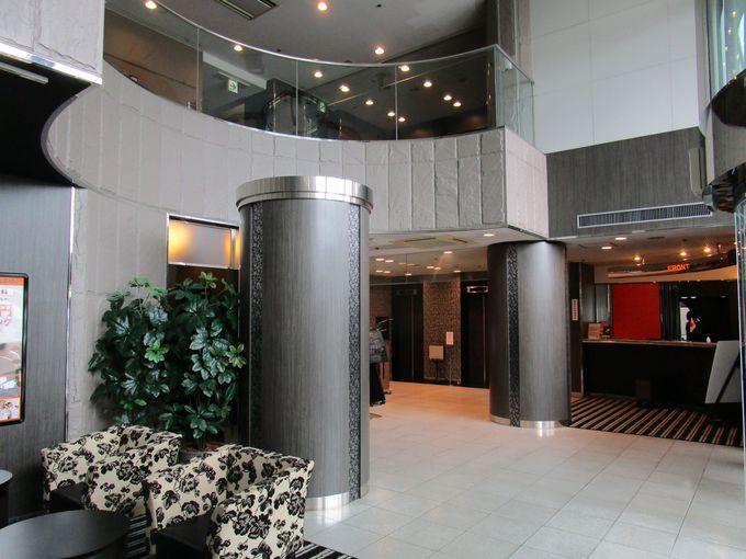 「アパホテル<福岡行橋駅前>」は当エリアでは最も認知度が高いビジネスホテル