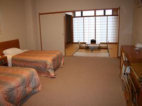 静寂の中で高級感漂う高原ホテルの趣、福岡県英彦山「ひこさんホテル和」|福岡県|トラベルjp<たびねす>