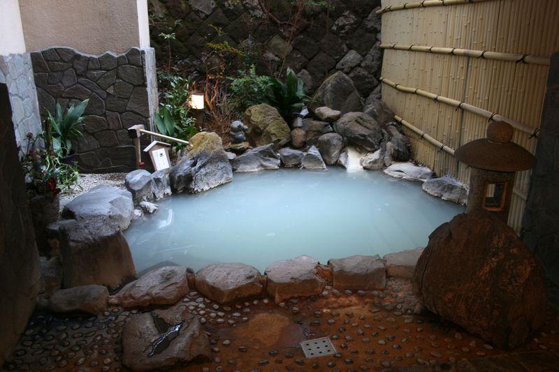 まさに極上の温泉!雲仙温泉「名湯の宿 雲仙いわき旅館」