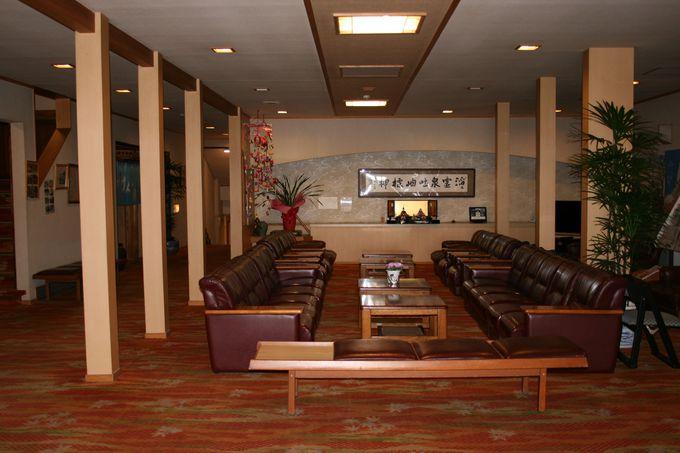 歴史ある名門の老舗旅館なのに、居心地の良いくつろげる雰囲気