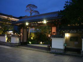 露天&貸切風呂が計17種も!福岡県・脇田温泉「楠水閣」
