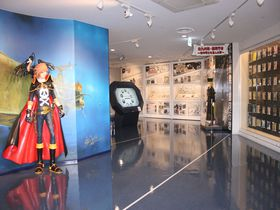 福岡県内で唯一アニメの聖地に選ばれた「北九州市漫画ミュージアム」