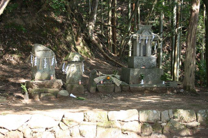 奥の院や「御成門」と「薬医門」の二つの門も見どころ