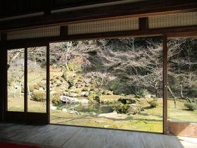 室町時代から守られてきた雪舟の名庭!福岡県川崎町「藤江氏魚楽園」