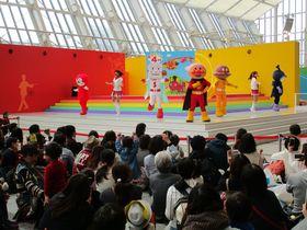 ワクワクがとまらない!「福岡アンパンマンこどもミュージアムinモール」