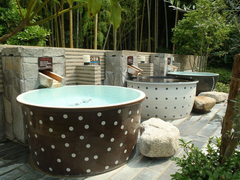 美肌の二大効果を実感!福岡の天然かけ流し温泉「やまつばさ」