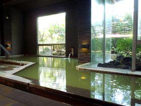 熊本・阿蘇内牧温泉「蘇山郷」レトロでモダンな旅情と鶯色に輝く極上湯! 熊本県 トラベルjp<たびねす>