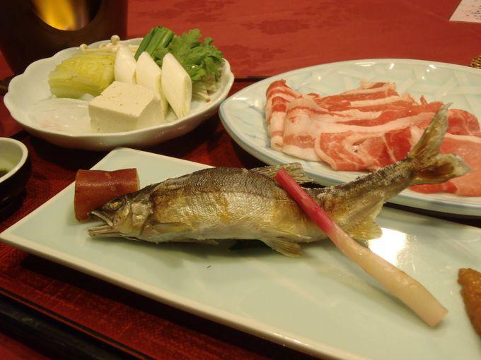 夕食は様々なプランから選択可能。画一的でない細かいサービスも魅力!