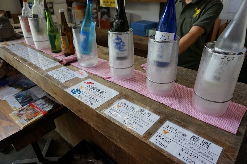杉能舎では地酒の試飲可能!全国2位の純米吟醸酒は辛さとまろやかさが絶妙に融合!