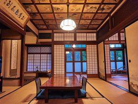 圧巻の風格と異次元空間!箱根「萬翠楼福住」&「平賀敬美術館」は心潤う文化財の名湯|神奈川県|トラベルjp<たびねす>