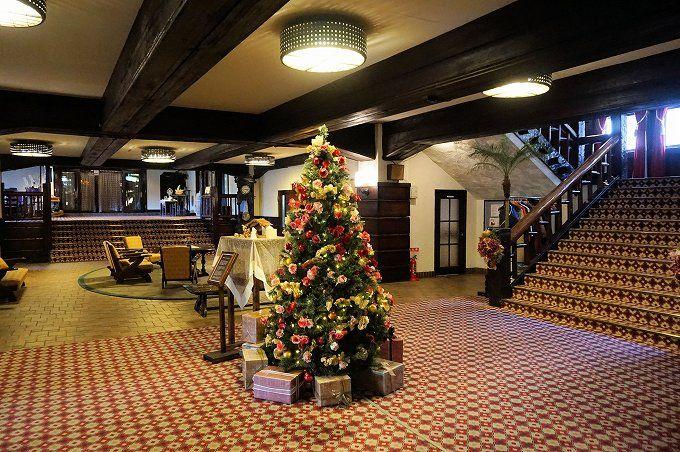 「雲仙観光ホテル」は文化財のクラシックホテル。雲仙地獄の名湯と建築美が秀逸!