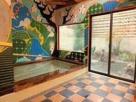 佐賀・嬉野温泉「山水グローバルイン」アート&ポップな宿でお手軽ステイ!|佐賀県|トラベルjp<たびねす>