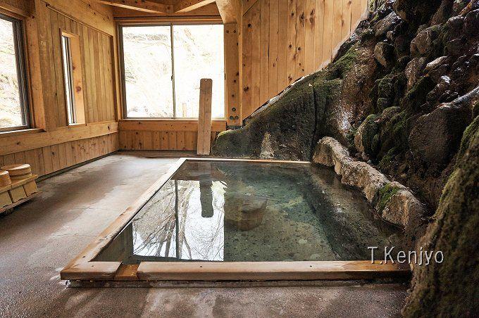 足元湧出の混浴岩風呂は最高にフレッシュな絶品温泉!