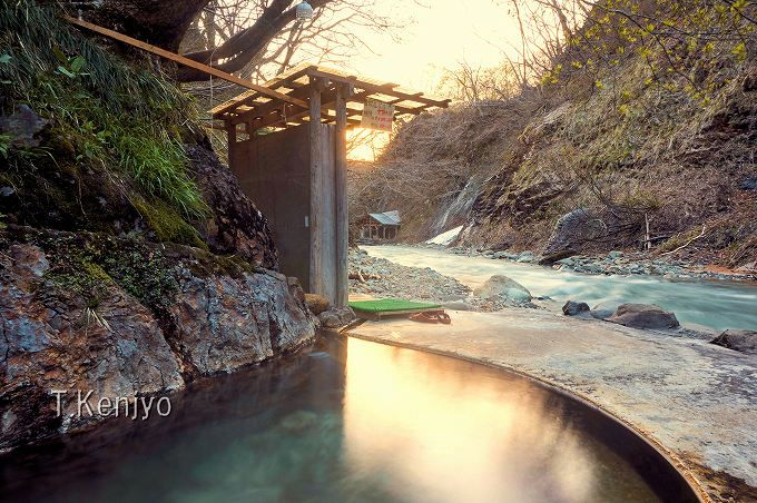 9.夏油温泉