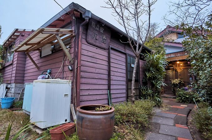 指宿温泉「元屋」は湯治宿だからこそ、くつろげる