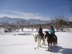 初めてでも馬でお散歩できる!小淵沢「カナディアンキャンプ八ヶ岳」で外乗体験|山梨県|トラベルjp<たびねす>