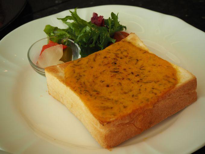 日本ではあまり食べられないヨーロッパの伝統チーズ料理がたくさん