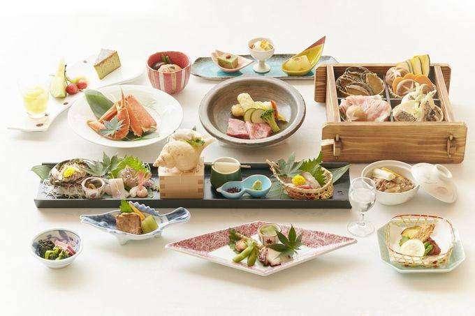 瀬波温泉「夕映えの宿 汐美荘」の食事は他とは一味違う