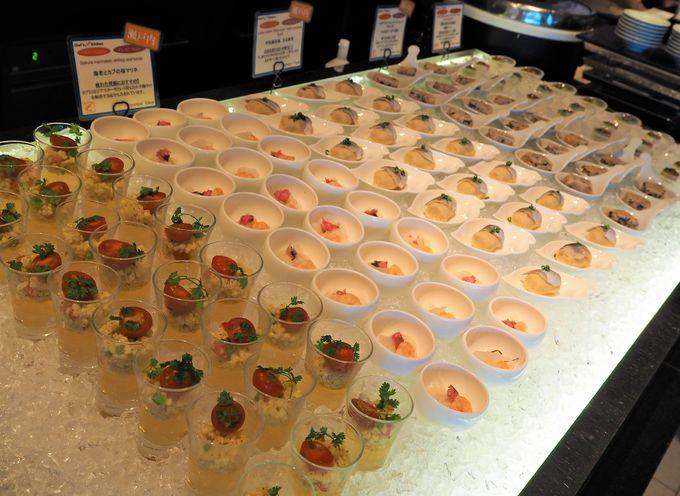 まずは愛媛県のブランド鯛「愛鯛」とみかんを使ったスープから