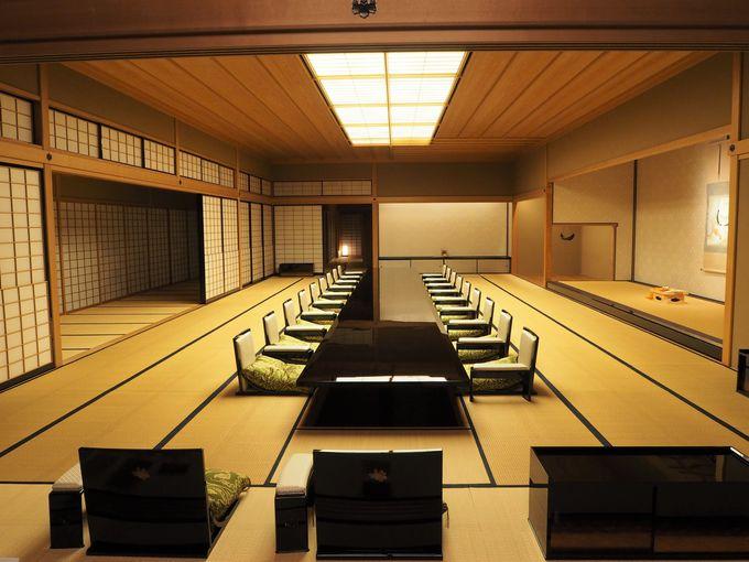 おもてなしの粋を極めた京都迎賓館