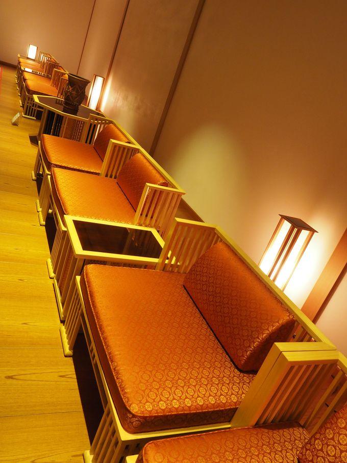日本の伝統技術の集合ともいえる京都迎賓館