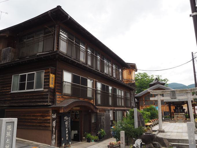 福島県「飯坂温泉 ほりえや旅館」は子連れにオススメ!