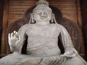 色白で大迫力!奈良・明日香村「岡寺」の日本最大の塑像 如意輪観音坐像|奈良県|トラベルjp<たびねす>