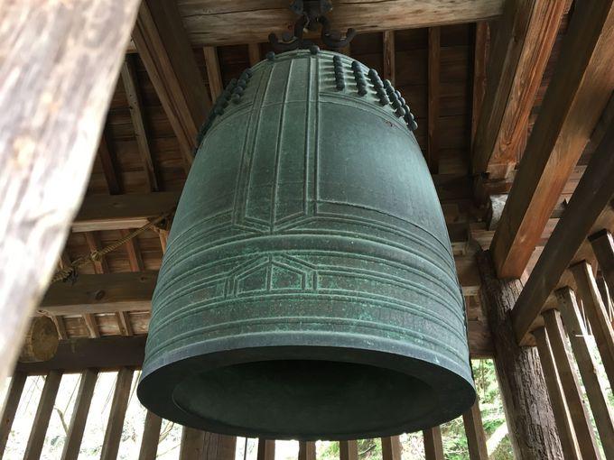 現在の2代目は「三井の晩鐘」として名高い名鐘