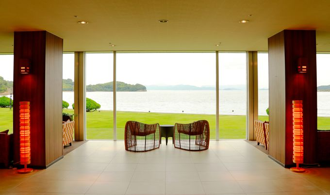 小豆島で宿泊するなら眺めのよいホテルで!