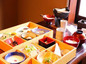 朝食自慢の宿、木曽福島温泉「山みず季URARAつたや」|長野県|トラベルjp<たびねす>