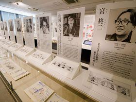 数々の文化施設や飲食店が集まる「新潟日報メディアシップ」は現代の北前船