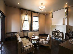ライトとレーモンドの融合!横浜山手「エリスマン邸」は他の洋館とはひと味違う|神奈川県|トラベルjp<たびねす>