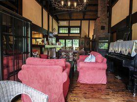 まるで高原リゾート!新潟県十日町市の古民家カフェ「イエローハウス」で過ごす癒やしのひととき|新潟県|トラベルjp<たびねす>