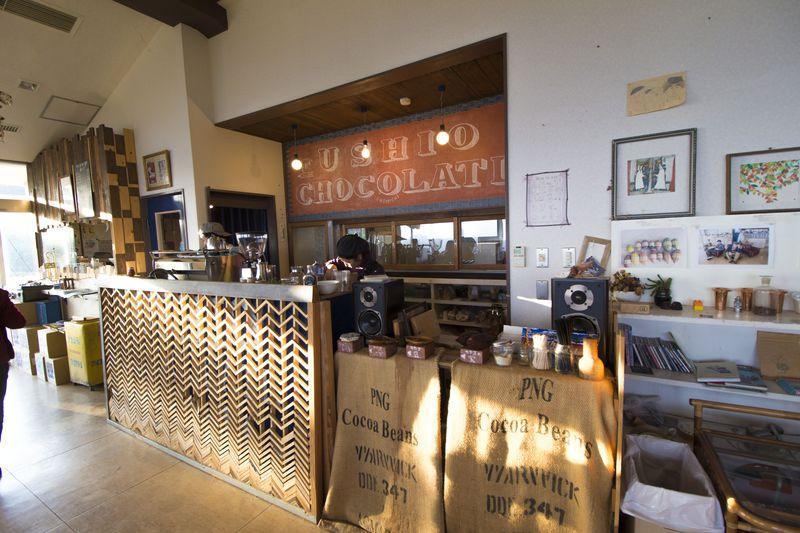 山の中にチョコレート工場!?尾道「ウシオチョコラトル」で無添加チョコを堪能