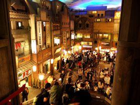 レトロな町並みに駄菓子屋さん!新横浜ラーメン博物館はラーメンだけにあらず