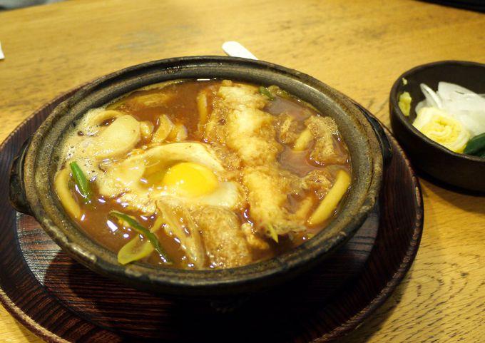 絶品麺グルメ「きしめん・味噌煮込みうどん・台湾ラーメン」
