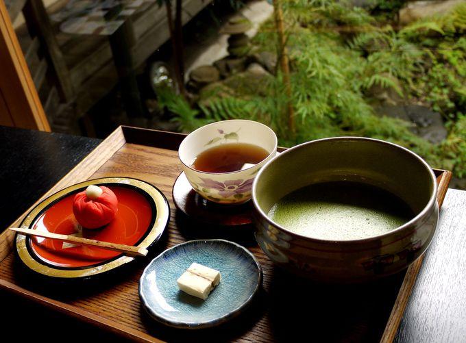 奈良まち散策の記念にかわいらしい生菓子はいかが?