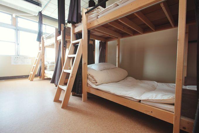 ぐっすり眠れる!プライバシーを保てるベッド