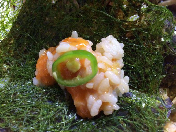 お土産にもお勧め!カムテ海苔