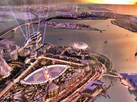 世界が注目!芸術と文化の島アブダビの豪華リゾート「ザ セントレジス サディアット」