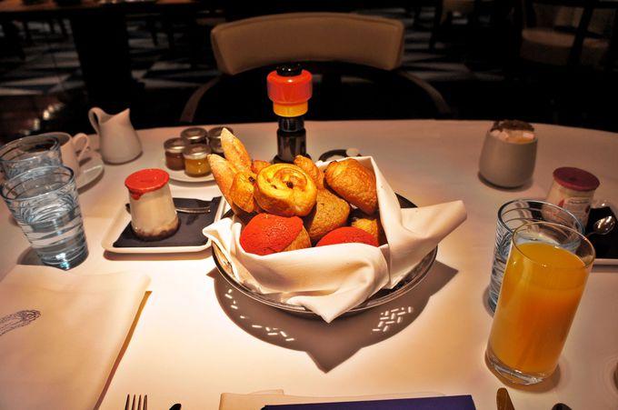 アラン・デュカスプロデュース「リヴェア ロンドン」での朝食