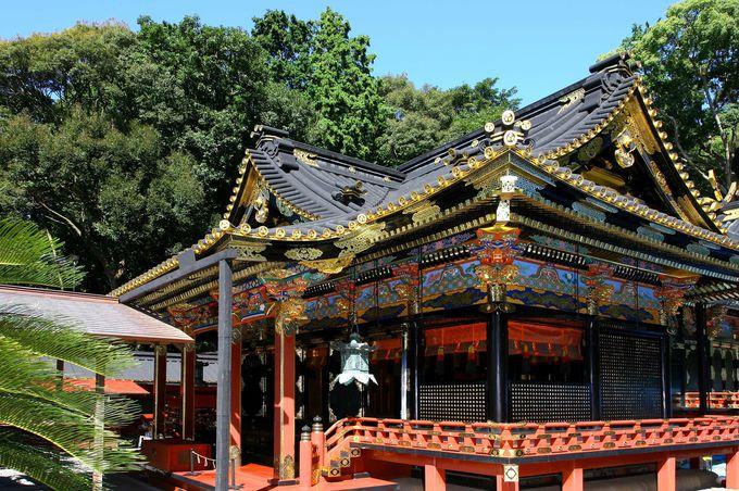日本で最初に家康公を祀った東照宮「久能山東照宮」