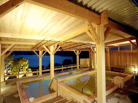 絶景露天風呂は開放感抜群!高知県「宿毛リゾート椰子の湯」|高知県|トラベルjp<たびねす>