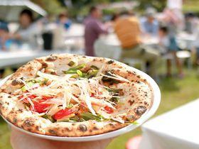 食と花のフェス!奈良・馬見丘陵公園「シェフェスタ&フラワーフェスタ」|奈良県|トラベルjp<たびねす>