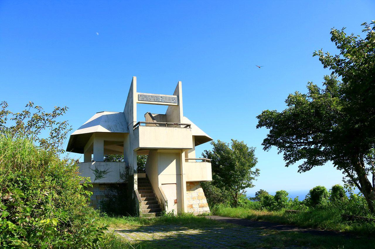 柏島が見下ろせる絶景ポイント!「大堂山展望台」