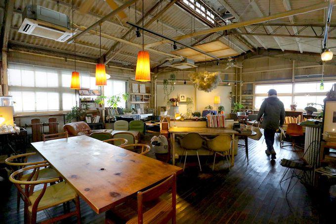居心地の良い落ち着いたカフェ「umie」