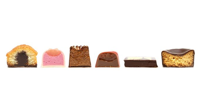 ジュエリーショップのようなチョコレート専門店「ル・プティ・ボヌール」