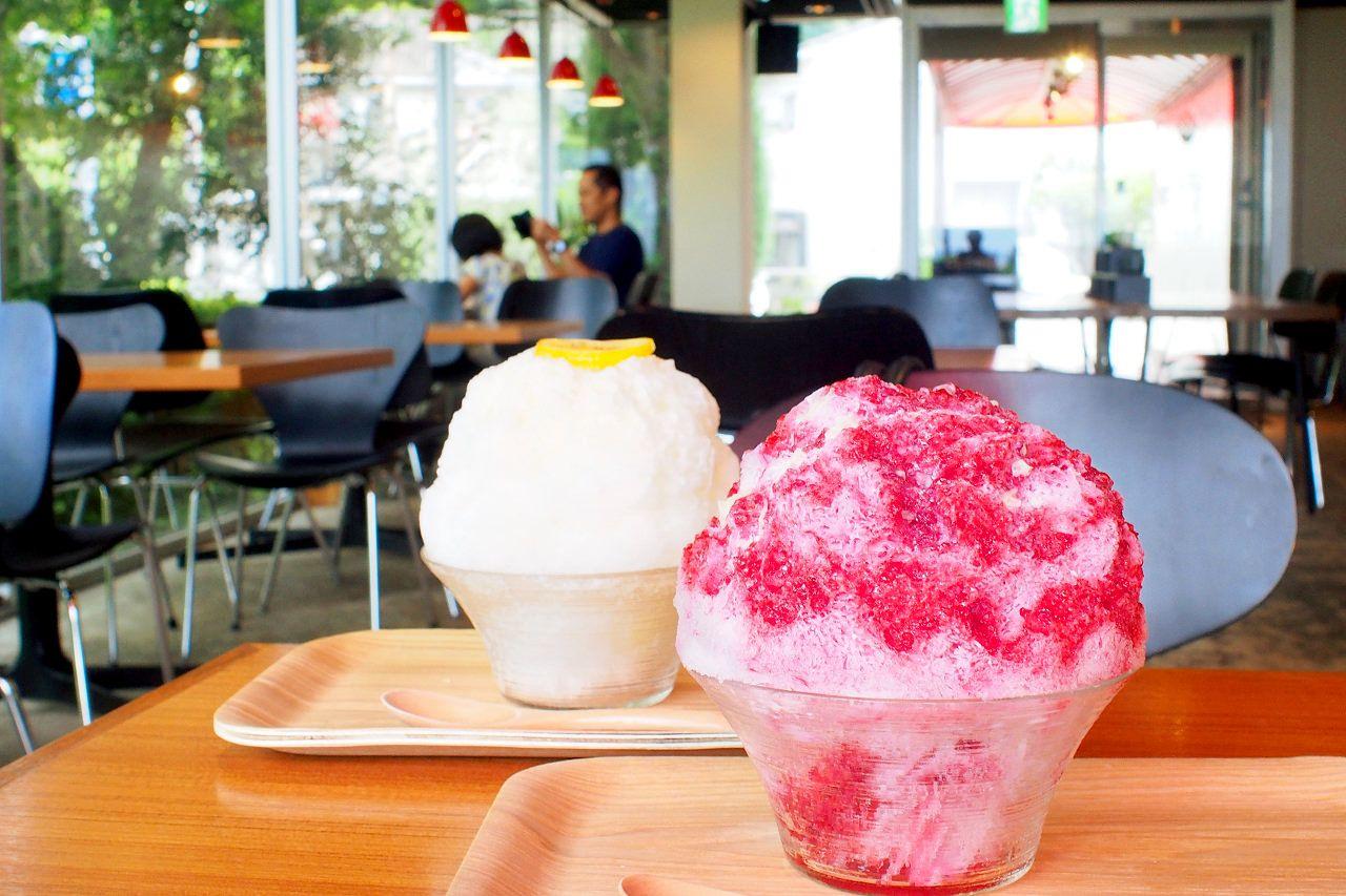 絶品カキ氷!香川「KAKIGORI CAFE ひむろ」は海も楽しめるドライブスポット